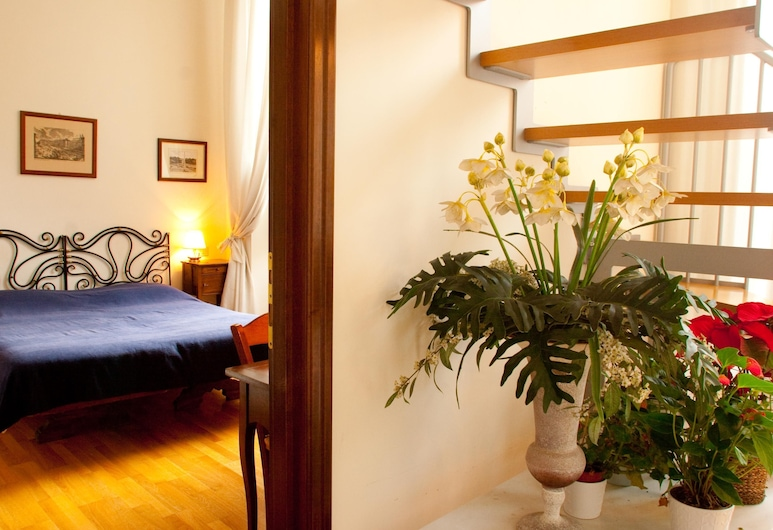 All'Obelisco B&B, Rome, Deluxe Double Room, Guest Room
