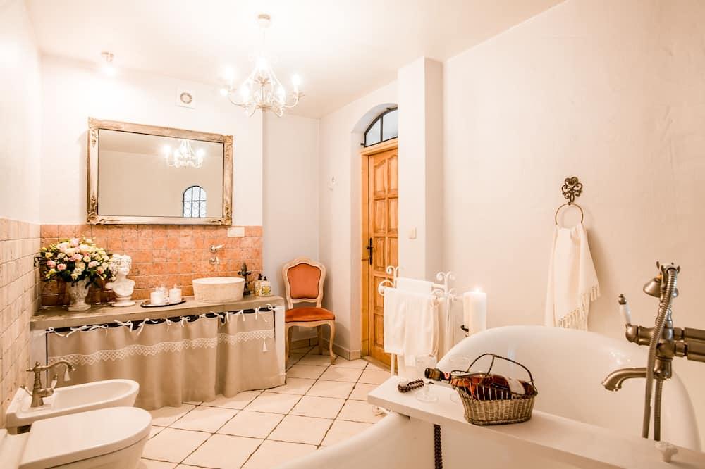 豪華公寓 - 私人 SPA 浴缸
