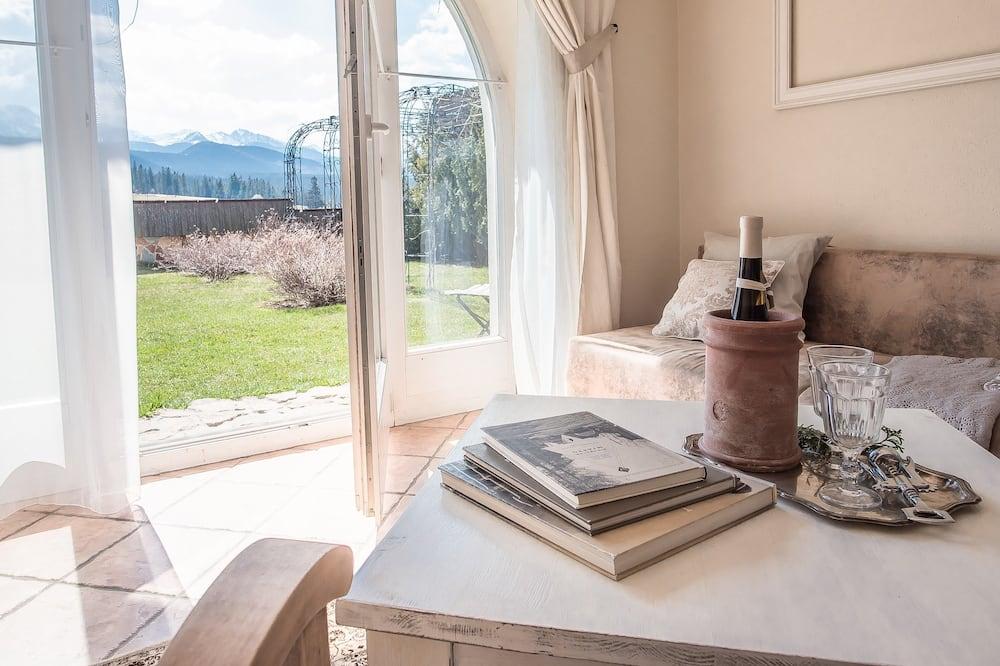舒適客房, 露台, 花園 - 客房景觀