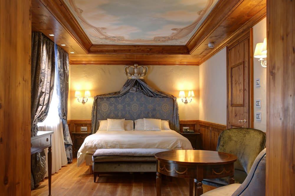 Романтический двухместный номер с 1 или 2 кроватями - Номер