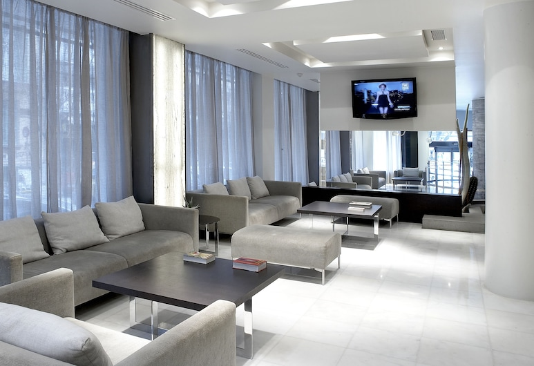 Hotel Olympia Thessaloniki, סלוניקי, לובי