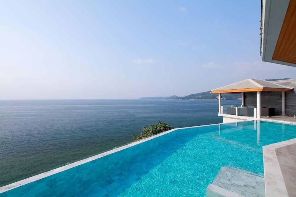 2 Bedroom Ocean Front Pool Villa - Infinity Pool