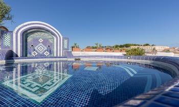 Fotografia do Avli Lounge Apartments em Retimno