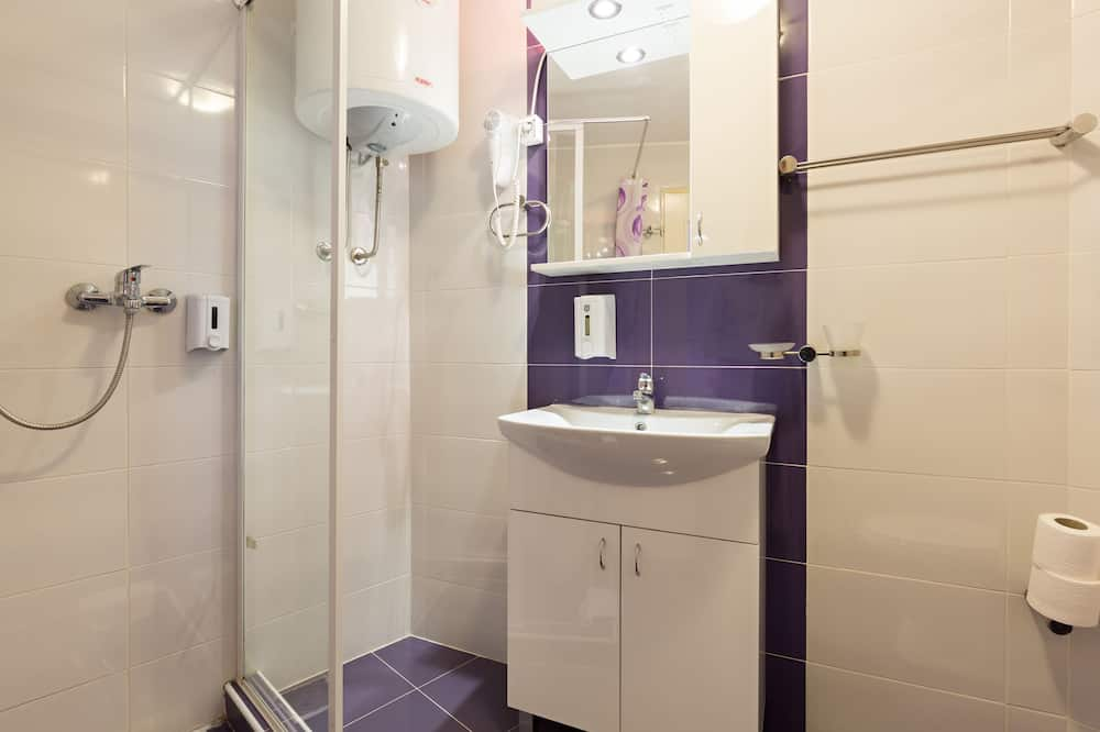 ห้องแฟมิลี่, 1 ห้องนอน - ห้องน้ำ