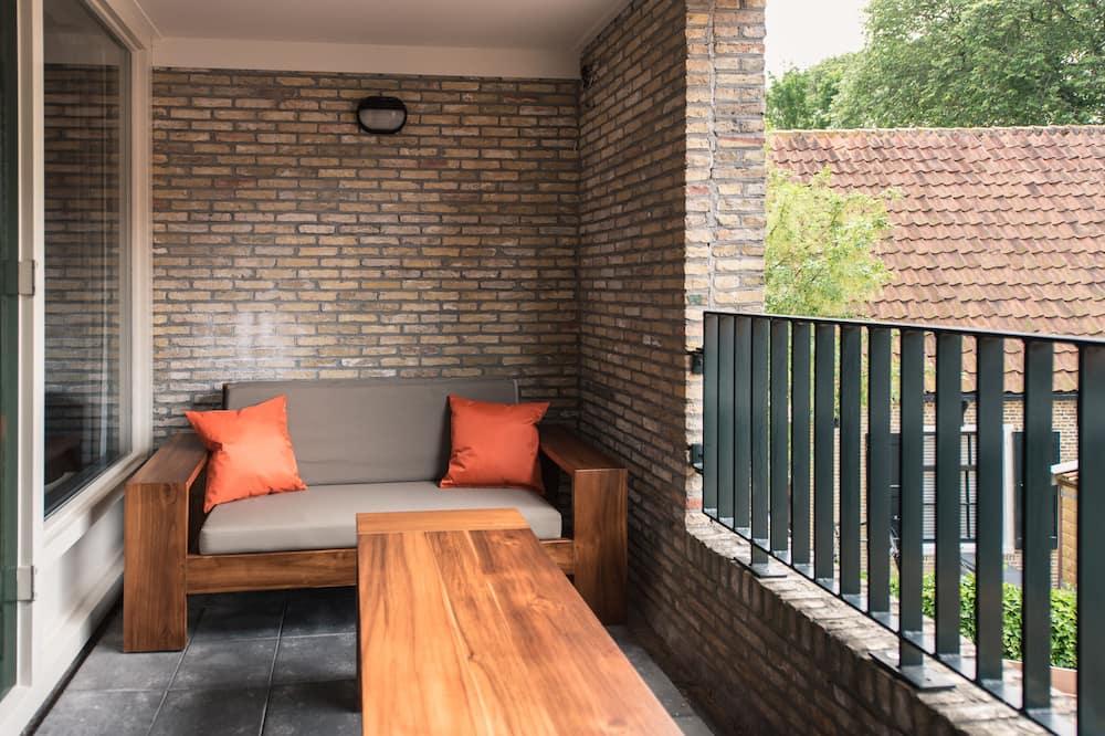 Suite, 1 cama King size (Loggia) - Balcón