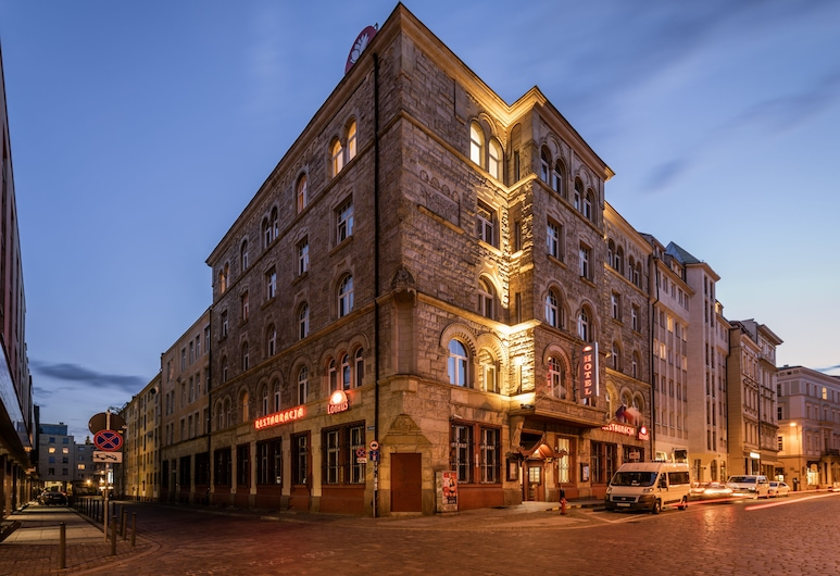 Lothus Hotel, Breslau