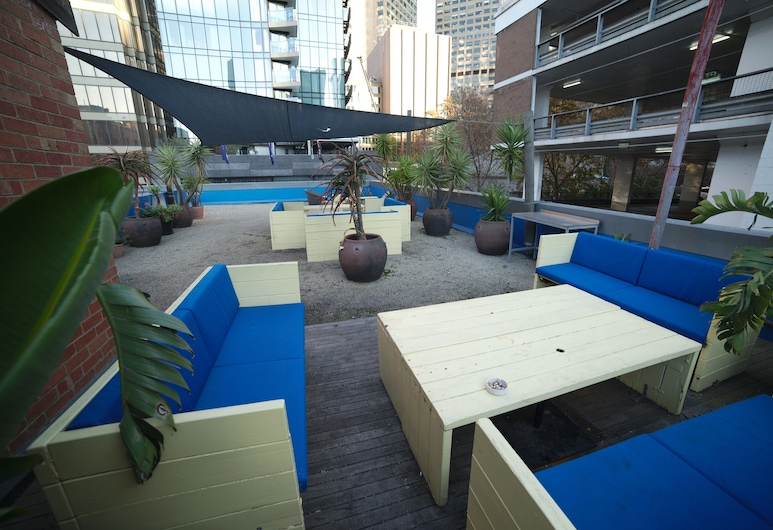 City Centre Budget Hotel, Melbourne, Terrace/Patio