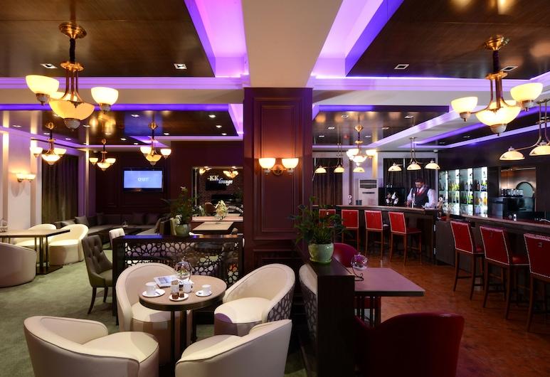 Kempinski Hotel Khan Palace, Ulaanbaatar, Lounge no Hotel