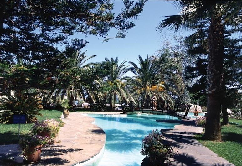 Calypso Beach Hotel - All Inclusive, Rodas, Lauko baseinas