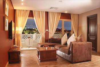 Picture of Spice Boutique Hotel in Salmiya