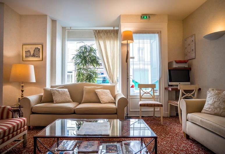 Hôtel Delambre, Paris, Lobby