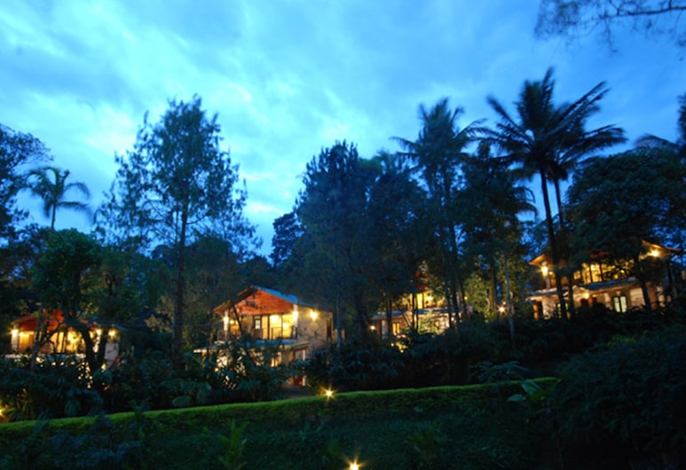 Carmelia Haven Resort, Udumbanchola, Deluxe-Ferienhaus, 1King-Bett, Zimmer