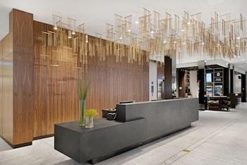 Naktsmītnes Hilton Garden Inn Vilnius City Centre attēls vietā Viļņa