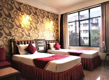 加爾各答行政塔樓酒店的圖片