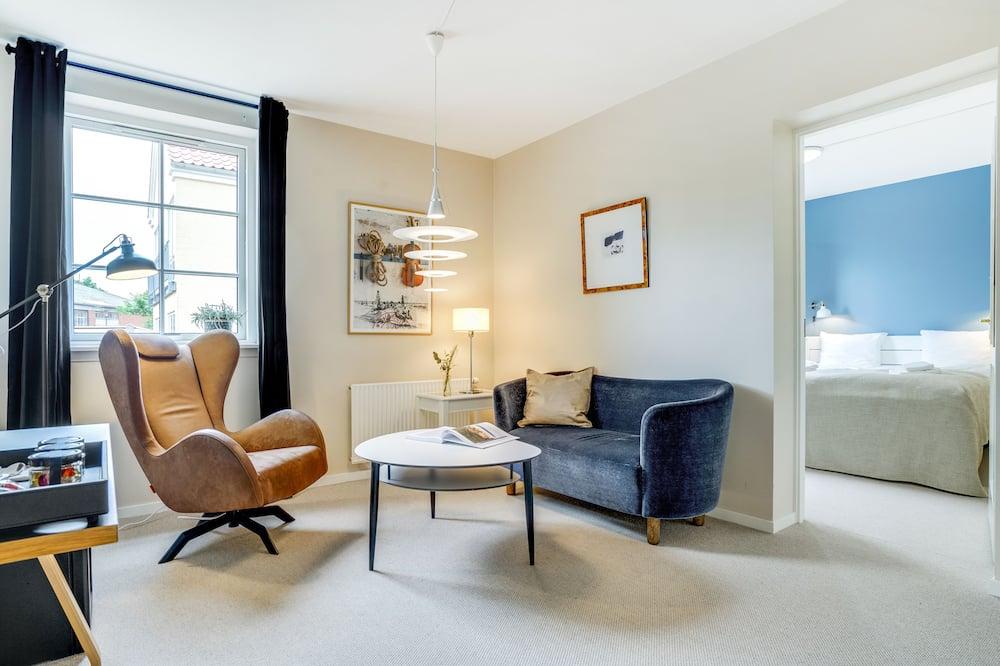Apartmán, 1 spálňa, terasa - Hosťovská izba