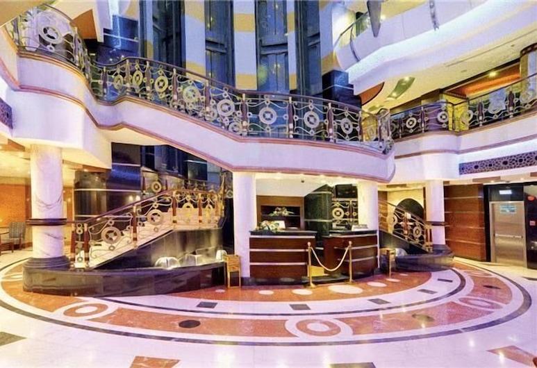 利达阿尔穆纳卡里姆酒店, 梅蒂纳, 大堂
