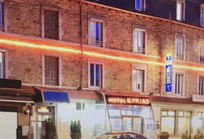 Hotel Kyriad Rodez, Rodez