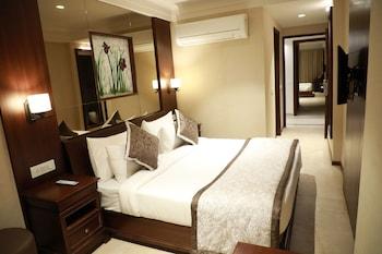 Foto van Hotel Golden Tower in Amritsar
