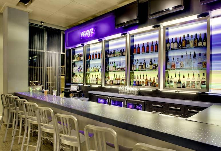 Aloft Austin at The Domain, Austin, Hotelli baar