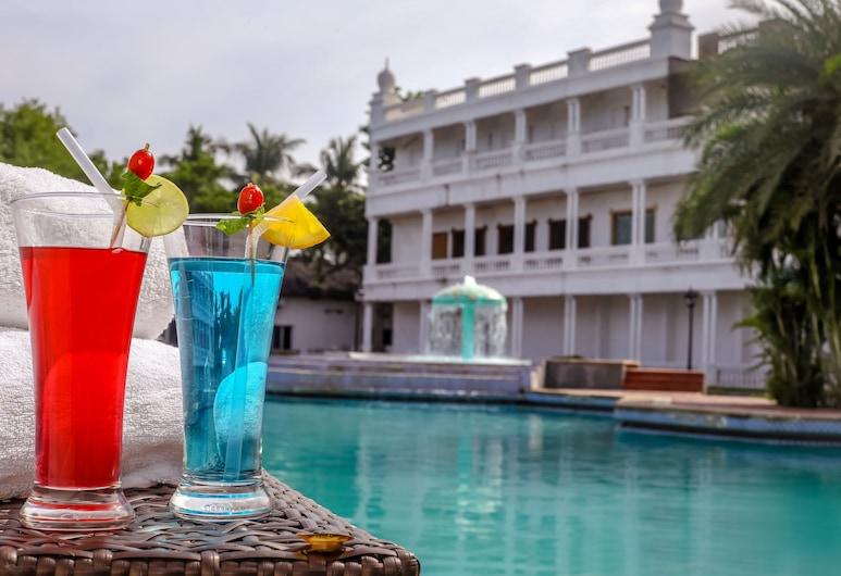 Sathyam Grand Resort, Sriperumbudur, Sriperumbudur, Bar Tepi Kolam