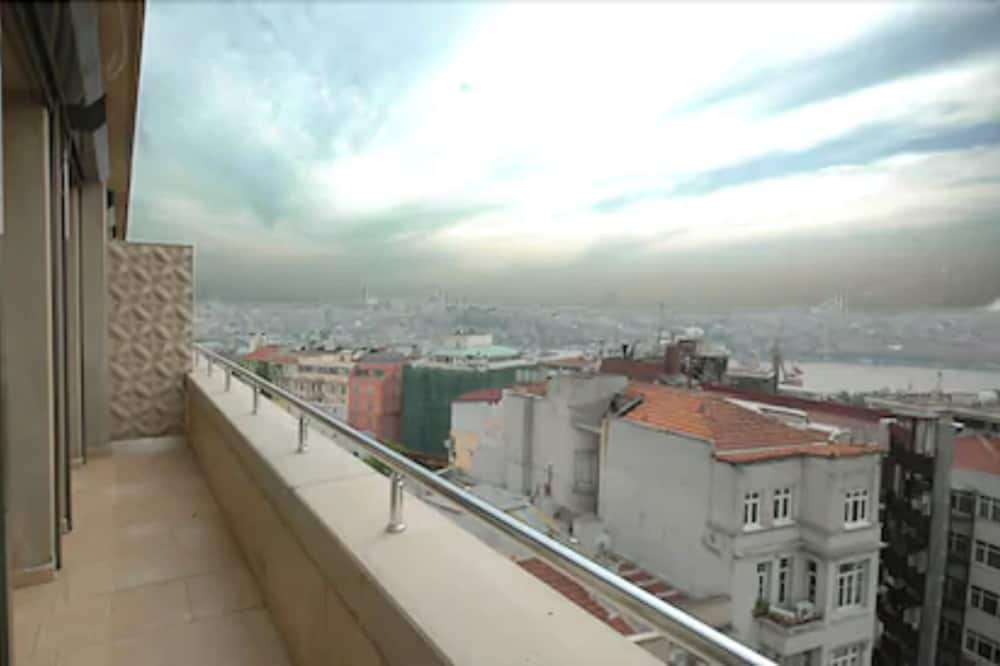 Pokój Superior, widok na morze - Balkon