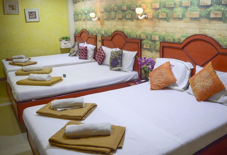 Mallika Residency, Chennai, Suite Familiale, Chambre
