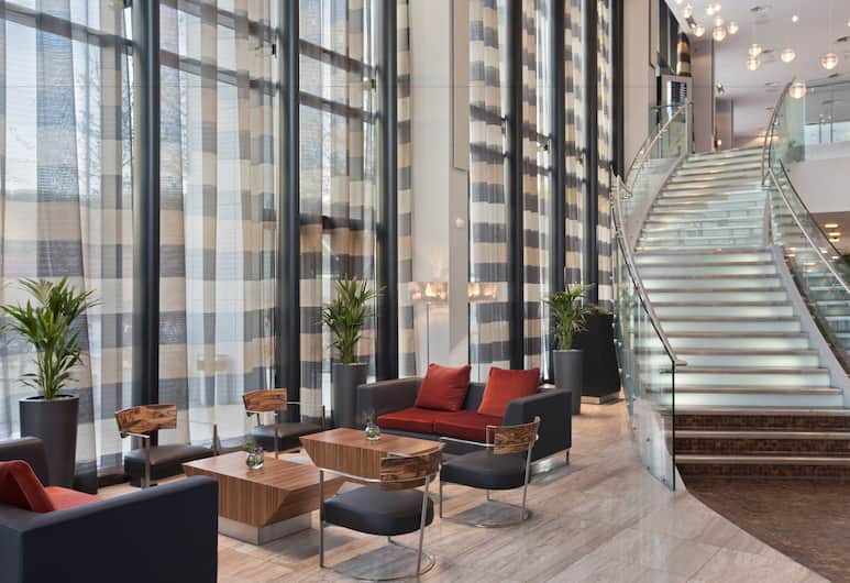 Hilton Liverpool City Centre, Liverpool, Lobby Sitting Area