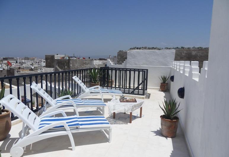 Riad l'Ayel d'Essaouira, Εσσαουίρα, Αίθριο/βεράντα