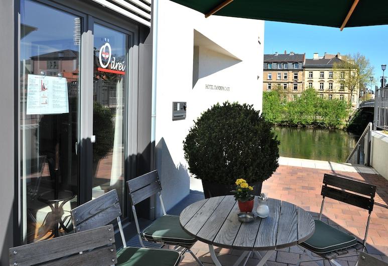 Tandem, Bamberg, Terraza o patio