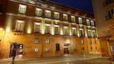 Pamplona hotel photo