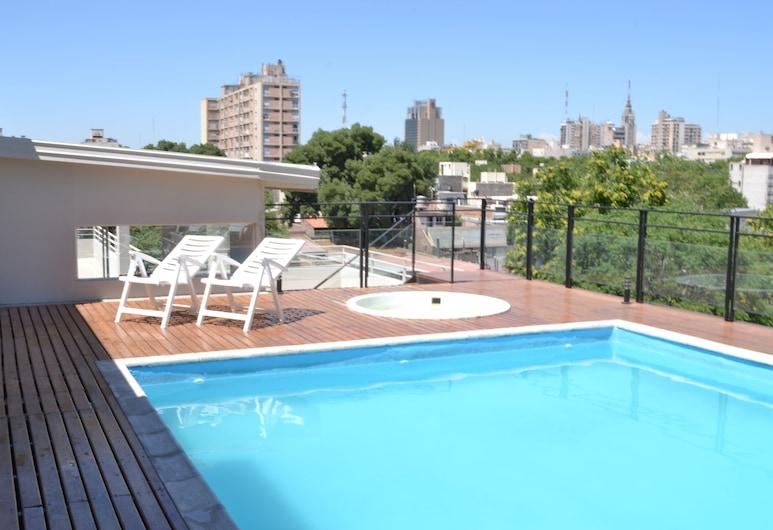 達卡爾酒店, 曼多薩
