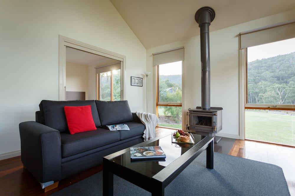 Cottage, 4 phòng ngủ, Bếp, Quang cảnh thung lũng - Khu phòng khách