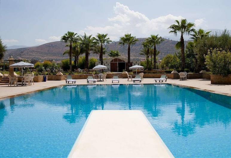 Hotel Ouzoud Beni Mellal, Beni Mellal, Pool