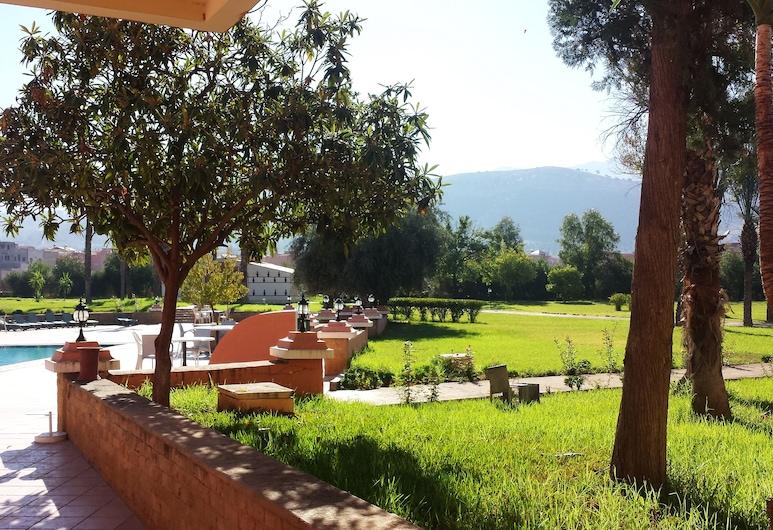 Hotel Ouzoud Beni Mellal, Beni Melalis, Vienvietis kambarys, vaizdas į kalnus, Lauko baseinas