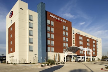 Picture of SpringHill Suites by Marriott Houston Intercontinental Arprt in Houston
