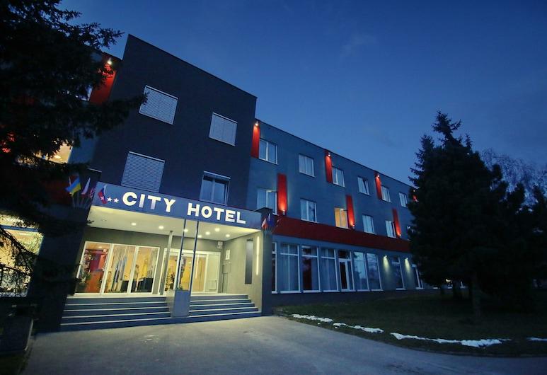 City Hotel, Брно