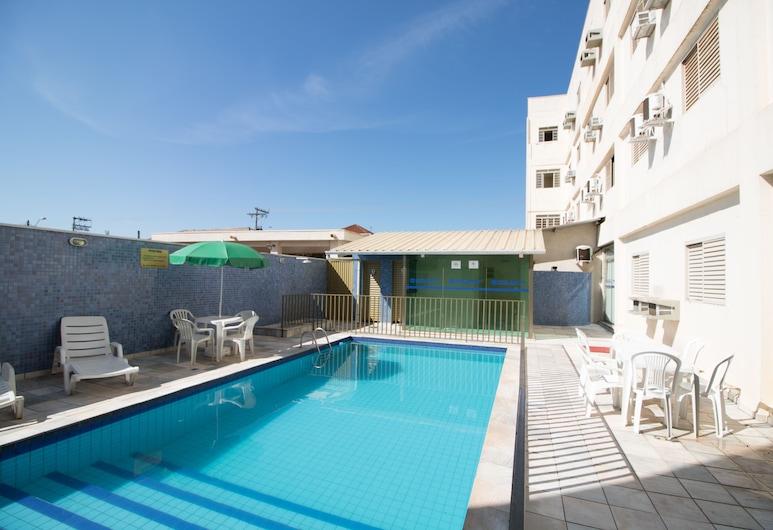 Hotel Dan Inn Express Ribeirão Preto, Ribeirao Preto, Outdoor Pool