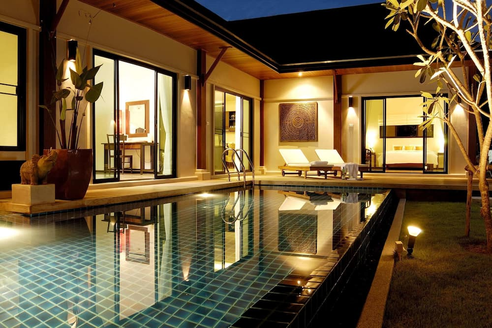 3 Bedrooms Private Pool Villa - Terrace/Patio