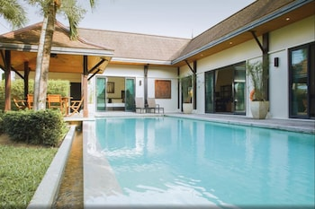 Picture of Two Villas Holiday Oriental Style Layan Beach in Choeng Thale