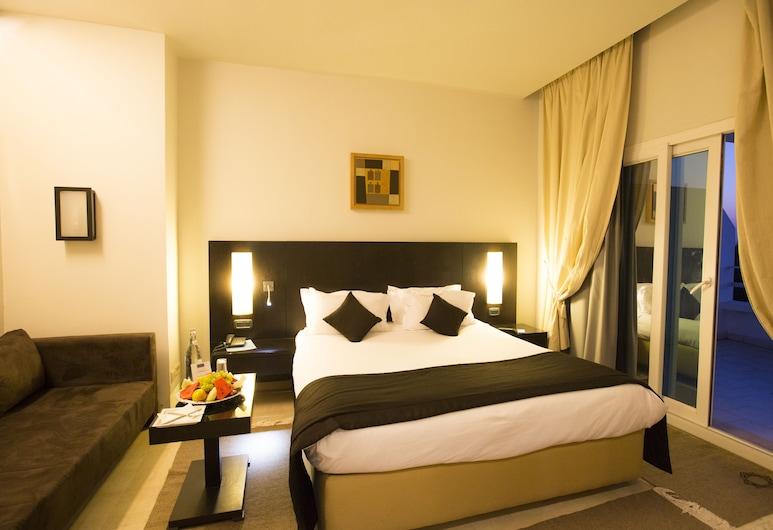 Ambassadeurs Hôtel, טוניס, חדר סופריור זוגי, חדר אורחים