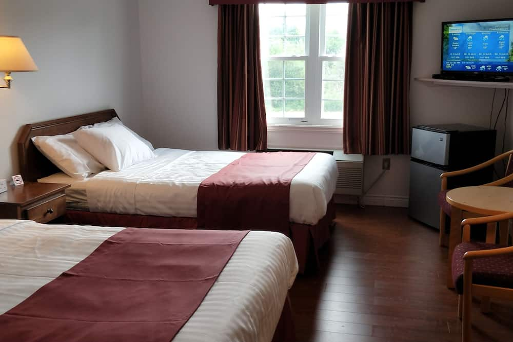Room Two full beds (up to 4 pers) - Guest Room
