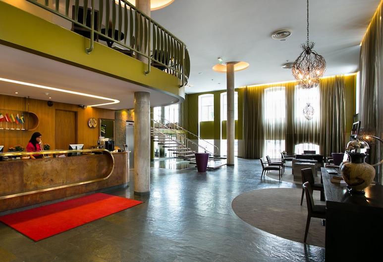 Hotel London by Tartuhotels, Tartu, Rezeption