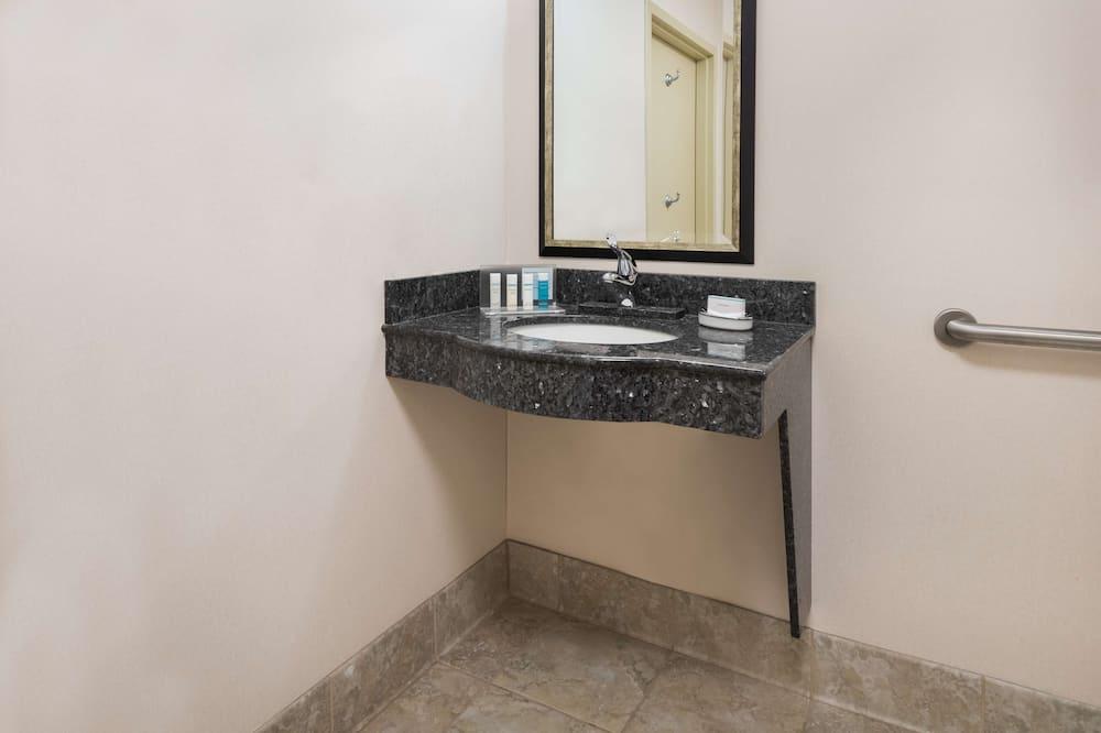 貴賓客房 - 浴室