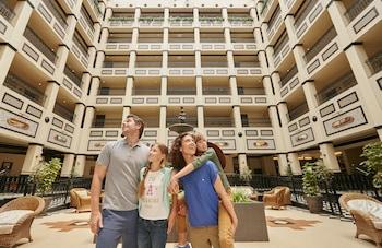A(z) PortAventura Hotel Gold River - Theme Park Tickets Included hotel fényképe itt: Salou