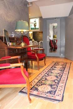 Mynd af Hotel Relais Bergson í París