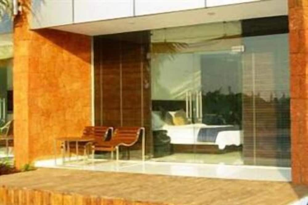 Luxury-Zimmer, Balkon - Balkon