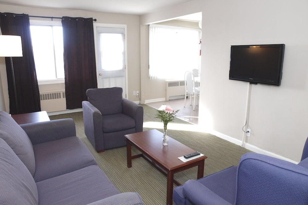 スタンダード アパートメント 1 ベッドルーム (one king sized bed ) - 客室