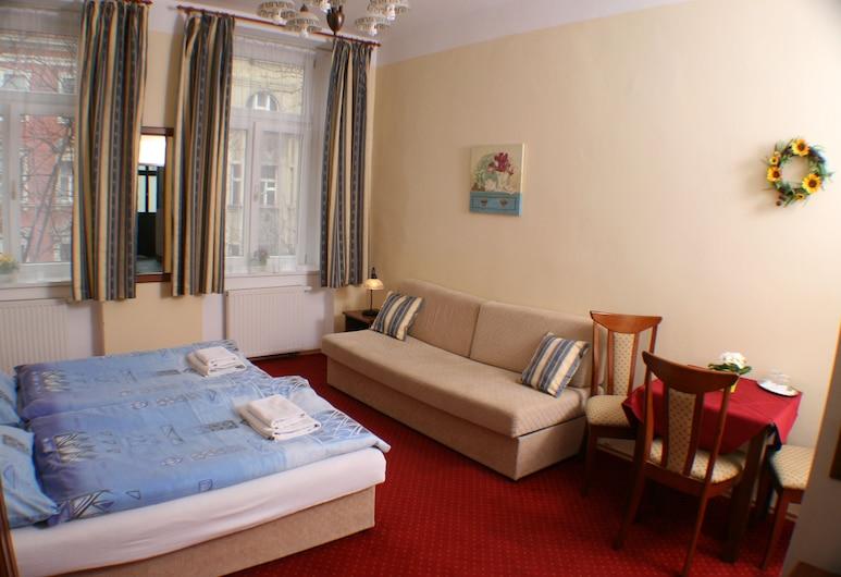 Hotel Aaron, Prag, Værelse til 3 personer, Værelse