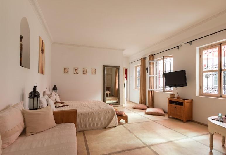 Riad Alegria, Marrakech, Suite junior (2), Habitación