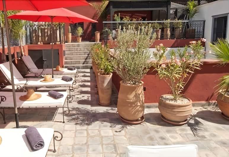 Riad Alegria, Marrakech, Property Grounds